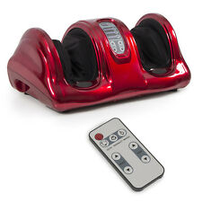 Shiatsu Home Foot Massager Machine With Switchable Heat Kneading Rolling Massage