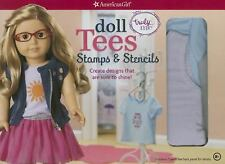 Doll Tees and Tanks - Stencils and Stamps : Create Designs That Are Sure to...