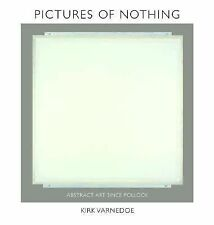 The A. W. Mellon Lectures in the Fine Arts Ser.: Pictures of Nothing :...