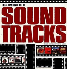 The Album Cover Art of Soundtracks by Stephen Kassel and Frank Jastfelder (19...