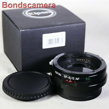 Kipon Auto Focus AF ND filter Adapter for Canon EOS EF Lens to Sony E NEX A7R II