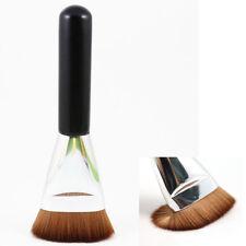 Brosse cosmétique souple épais pour femme Contour plat professionnel 163 Visage
