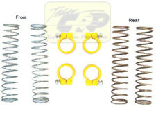 ADJUSTABLE SPRING SET  Tamiya Boomerang Thundershot Shock Damper  Team CRP 1653