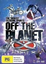 Off The Planet X DVD