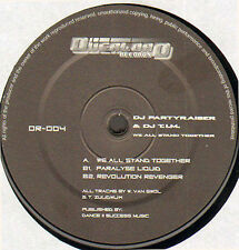 DJ PARTYRAISER & T.I.M. - We All Stand Together - Overload