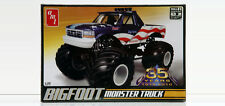 Amt Bigfoot Ford Monster Truck  Plastic Model Kit 668 1/25