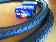 "Two (2) 29er 29x2.10 Mountain Bicycle Tires &  Duro tubes Pair of 29"" Tires Bike"