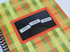 Journal Poetry Hardcover Book Magnetic