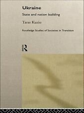 Routledge Studies of Societies in Transition: State and Nation Building in...