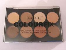 Technic Colourfix Cream Foundation & Contour Palette - 8 Tones
