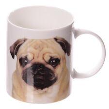 Nouveau carlin bone china mug