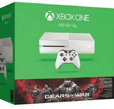 Microsoft Xbox One 512 GB White Console