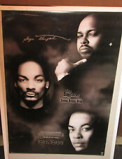 RAPPERS POSTER TUPAC SNOOP DOGG DR DRE KNIGHT SUPER RARE NEW RAP DOGGFATHER