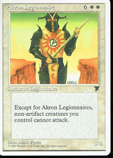 MAGIC THE GATHERING CHRONICLES WHITE AKRON LEGIONNAIRE