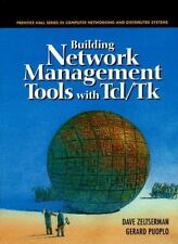 Building Network Management Tools with Tcl/Tk