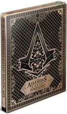 Assassin's Creed Syndicate Steelbook Case PS4 & Xbox One * NEW * NO GAME