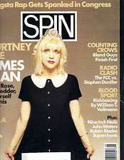 COURTNEY LOVE HOLE Spin Magazine 5/94 NINE INCH NAILS COUNTING CROWS