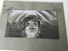 HONEY I BLEW UP THE KID 1992 ORIGINAL STORYBOARD ART CARL ALDANA ADAM