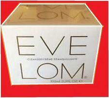 Eve Lom Cleanser 3.3oz W/ Muslin Cloth-- GUARANTEED FRESH New in Box