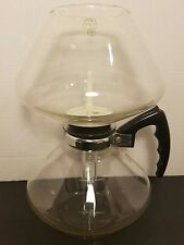 Vintage Pyrex GE 8 Cup Glass Vacuum Coffee Pot Complete
