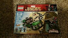 LEGO 76004 SPIDERMAN: SPIDER CYCLE CHASE NEW IN BOX
