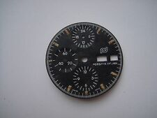 PORSCHE DESIGN CHRONOGRAPH DIAL FOR LEMANIA 5100 USED VINTAGE
