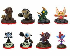 Skylanders Trap Team 8 Mini Character Lot