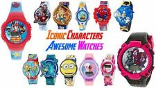 Frozen, Pokemon, Despicable Me, Skylander, Avengers, Sonic Digital Watches. NEW!