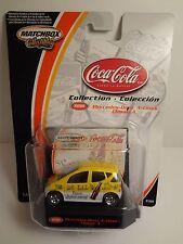 Mercedes Benz A - Class 1998 COCA COLA Matchbox MIB