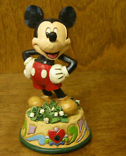 Jim Shore Disney  #4033962 MICKEY MOUSE, MAY, Enesco NEW from Retail Store