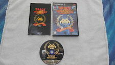 SPACE INVADERS ANNIVERSARY, PLAYSTATION 2/PLAY2/PS2, GIAPPONESE/JAP/IMPORT/JP