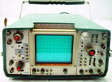 Tektronix 465M 100MHz Dual-Trace Oscilloscope, AN/USM-425(V)1