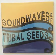 Tribal Seeds Soundwaves EP CD Reggae Brand New Sealed (2009) - Rare Hard To Find