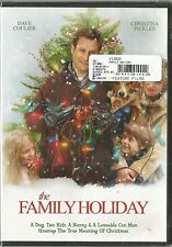 THE FAMILY HOLIDAY DAVE COULIER (2007) DVD BRAND NEW SEALED