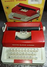 Petite Super Junior Typewriter - In Original Box
