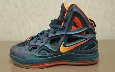 Nike Air Zoom Hyperposite 2, 653466-482, Space Blue/Peach Cream, Mens Size 11.5