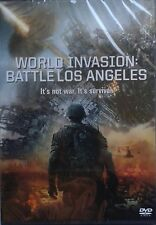 Battle - Los Angeles (DVD, 2011) Science Fiction Action Movie NEW & SEALED