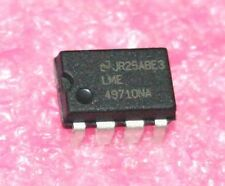 National Semiconductor LME49710 high performance op amp DIP8