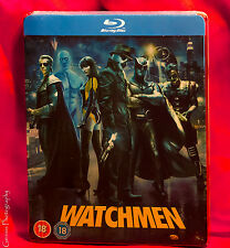 Watchmen: Director's Cut - Play.Com Centenary Edition (Steelbook) (Blu-ray)