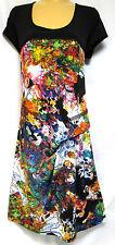 plus sz S/16-18 TS TAKING SHAPE Summer Fling Dress funky soft stretch NWT rp$140
