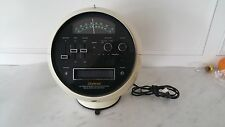 Vintage WELTRON Model 2001 Space Age Ball AM FM Radio 8 Track Tape Player