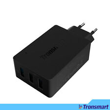 TRONSMART Quick Charge 2.0 Rapid USB Wall Charger TS-WC3PC [Qualcomm Certified]