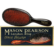 Mason Pearson Popular Bristle & Nylon Large BN1 Black Hair Brush