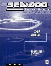 Sea-Doo Service Shop Manual 2003 SPORTSTER 4-TEC