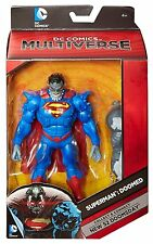 "Dc Multiverse SUPERMAN DOOMED 6"" Action Figure Dc Comics BAF 52 Doomsday"