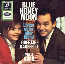 Paul Kuhn & Greetje Kauffeld – Blue Honey Moon  // Germany 1964