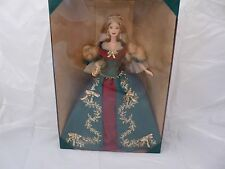 2000 Limited Edition Holiday Treasures Collectors Club Barbie 2nd in Series NRFB