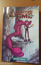 Adventure Time Bitter Sweets Original Graphic Novel Vol. 4 TPB Comic