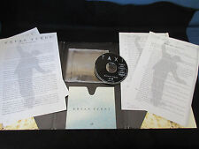 Bryan Ferry Taxi UK Promo CD Single Press Release in Outer Sleeve Roxy Music