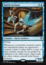 x1 Faerie Artisans MTG Commander 2016 M/NM, English